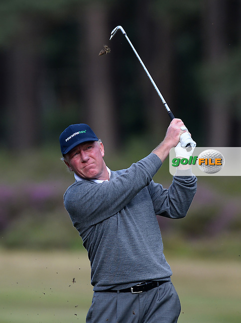 Philip Walton of Ireland during the Third Round of The Senior Open at Sunningdale Golf Club, Sunningdale, England. Picture: Golffile | Richard Martin-Roberts<br /> All photo usage must carry mandatory copyright credit (&copy; Golffile | Richard Martin- Roberts)