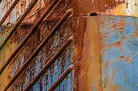 Abstract, ship, Seattle, Washington