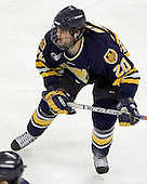 Mike Alexiou - Boston College defeated Merrimack College 3-0 with Tim Filangieri's first two collegiate goals on November 26, 2005 at Kelley Rink/Conte Forum in Chestnut Hill, MA.