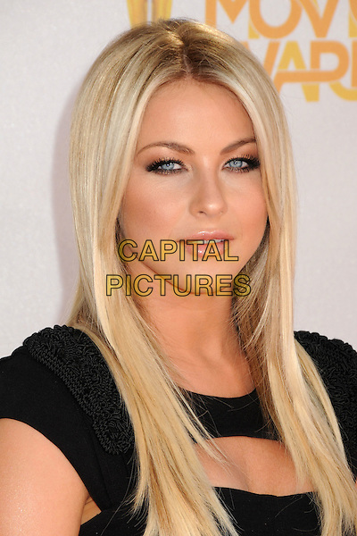 JULIANNE HOUGH.MTV Movie Awards 2010 - Arrivals held at the Gibson Amphitheatre, Universal City, California, USA, 6th June 2010..portrait headshot  black cut out .CAP/ADM/BP.©Byron Purvis/AdMedia/Capital Pictures.
