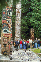 Sitka National Historic Park preserves and interprets the site of a Tlingit Indian Fort and the battle fought between the Russians and the Tlingits in 1804.