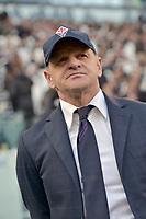 2nd February 2020; Allianz Stadium, Turin, Italy; Serie A Football, Juventus versus Fiorentina; Giuseppe Iachini, the coach of Fiorentina