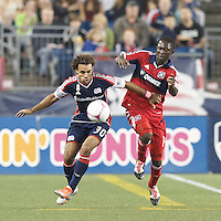 New England Revolution vs Chicago Fire, October 20, 2012