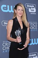11 January 2018 - Santa Monica, California - Laura Dern . 23rd Annual Critics' Choice Awards held at Barker Hangar. <br /> CAP/ADM/BT<br /> &copy;BT/ADM/Capital Pictures