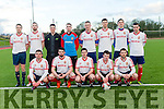 CSKA Tralee in the Greyhound Bar KO Cup 2nd Round Replay CSKA Tralee V  CG Killarney at Mounthawk Park on Saturday