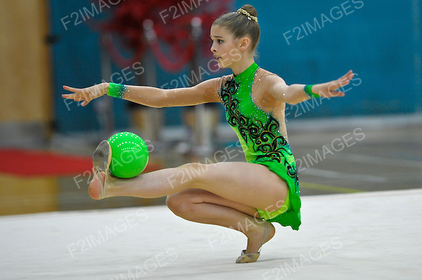 24.6.11 Rhythmic National Championships .Fenton Manor Stoke.Photos by Alan Edwards