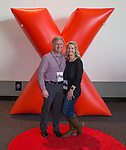 A photograph taken during the Ted X event on Saturday, Jan. 27, 2018 at the Reno-Sparks Convention Center in Reno.
