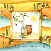 Hans, NAPKINS, paintings+++++,DTSC1740,#SV# Servietten, servilletas, illustrations, pinturas