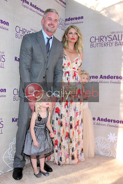 Eric Dane, Rebecca Gayheart at the 14th Annual Chrysalis Butterfly Ball, Private Residence, Los Angeles, CA 06-06-15<br /> David Edwards/DailyCeleb.com 818-249-4998
