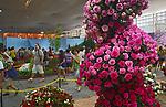 Festa de Flores e Morangos, Parque Municipal Edmundo Zanoni, Atibaia. Sao Paulo. 2017. Foto de Daniel Cymbalista.