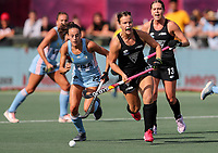 Megan Hull. Pro League Hockey, Vantage Blacksticks Women v Argentina. North Harbour Hockey Stadium, Auckland, New Zealand. Sunday 10 March 2019. Photo: Simon Watts/Hockey NZ