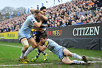Bath v Worcester Warriors : 27.12.15