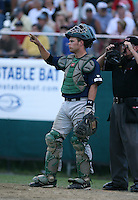 July 28th 2007:  Kyle Day during the Cape Cod League All-Star Game at Spillane Field in Wareham, MA.  Photo by Mike Janes/Four Seam Images
