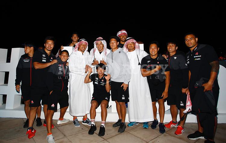 Japan Sevens The Sevens for HSBC World Rugby Sevens Series 2018, Dubai - UAE - Photos Martin Seras Lima