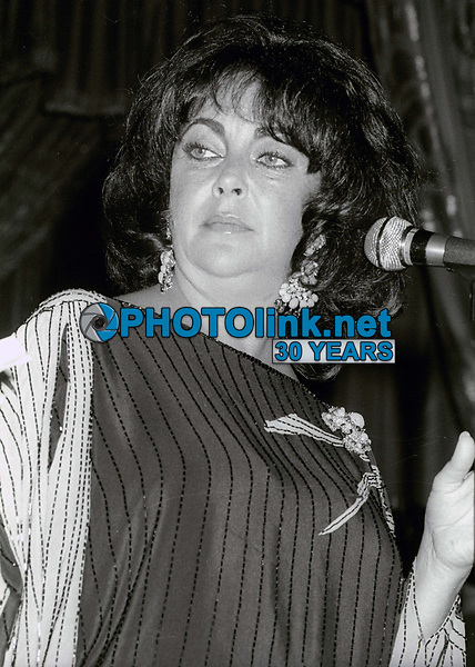 Elizabeth Taylor 1978<br /> Photo By John Barrett/PHOTOlink