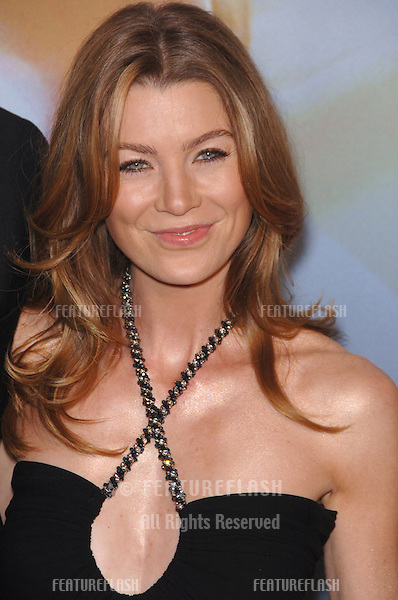ELLEN POMPEO at the 2006 Writers Guild Awards at the Hollywood Palladium.February 4, 2006  Los Angeles, CA.© 2006 Paul Smith / Featureflash
