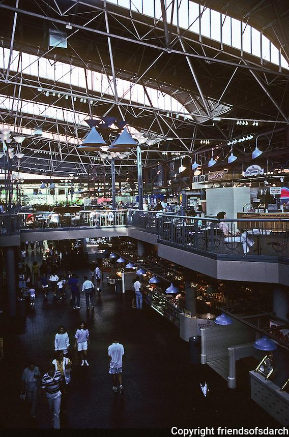 St. Louis: Union Station--restored. Photo ;88.