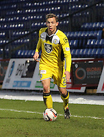 Jeroen Tesselaar in the Ross County v St Mirren Scottish Professional Football League match played at the Global Energy Stadium, Dingwall on 17.1.15.