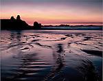 Liquid Sunset as seen from Jughandle Park, Caspar California