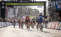 Fabio JAKOBSEN (NED/Deceuninck-Quick Step) wins a 2nd consecutive time<br /> <br /> 107th Scheldeprijs (1.HC)<br /> One day race from Terneuzen (NED) to Schoten (BEL): 202km<br /> <br /> ©kramon