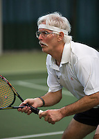 Hilversum, The Netherlands, 05.03.2014. NOVK ,National Indoor Veterans Championships of 2014<br /> Photo:Tennisimages/Henk Koster