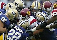 UW Vs USC 10-19-09
