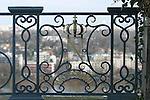 20050123 - France - Saint-Germain-en-Laye<br /> LA TERRASSE : INSIGNE DE NAPOLÉON 3 DU CÔTÉ DU PAVILLON HENRI IV<br /> Ref:SAINT-GERMAIN-EN-LAYE_048 - © Philippe Noisette