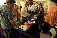 The Merchandise Crew. The Gracia Project in performance at The Ridgefield Playhouse on June 27, 2015. Recreating a Jerry Garcia Band Concert.