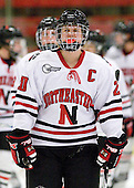 Katy Applin (NU - 20) - The Northeastern University Huskies defeated the Boston University Terriers in a shootout after being tied at 4 following overtime in their Beanpot semi-final game on Tuesday, February 2, 2010 at the Bright Hockey Center in Cambridge, Massachusetts.
