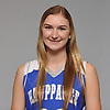 Lauren Romito of Hauppauge girls basketball poses for a portrait during Newsday's 2018-19 season preview photo shoot at company headquarters in Melville on Monday, Dec. 3, 2018.