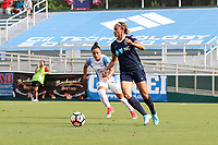 Cary, North Carolina  - Saturday April 29, 2017: Lynn Williams during a regular season National Women's Soccer League (NWSL) match between the North Carolina Courage and the Orlando Pride at Sahlen's Stadium at WakeMed Soccer Park.