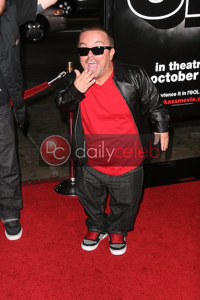 Jason &quot;Wee Man&quot; Acuna<br /> at the premiere of &quot;Jackass 3D,&quot; Chinese Theater, Hollywood, CA. 10-13-10<br /> Dave Edwards/DailyCeleb.com 818-249-4998