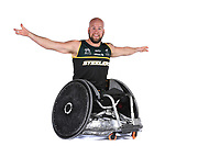 2018 Wheelchair Rugby Camp - Portraits