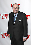 James Lipton  attending the Broadway Opening Night Performance of  'Lucky Guy' at the Broadhurst Theatre in New York City on 4/01/2013