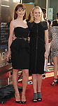 HOLLYWOOD, CA - JUNE 20: Emily Mortimer and Alison Pill arrive at the Los Angeles premiere of HBO's 'The Newsroom' at ArcLight Cinemas Cinerama Dome on June 20, 2012 in Hollywood, California.