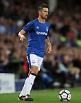 Everton's Kevin Mirallas in action during the Europa League Qualifying Play Offs 1st Leg match at Goodison Park Stadium, Liverpool. Picture date: August 17th 2017. Picture credit should read: David Klein/Sportimage