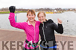 Mags O'Connor and Breda Wyles, who took part in the Valentines 10 mile road race in Tralee, on Sunday morning last.