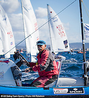 Dave Ullman, Coach, US Sailing Team Sperry