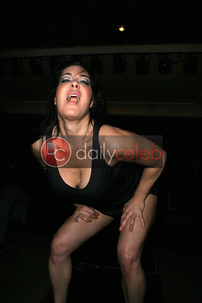 Chyna<br /> at the launch party for WineTrippingTV.com and fashion show by Olia, Aqua Lounge, Beverly Hills, CA. 08-05-10<br /> David Edwards/Dailyceleb.com 818-249-4998