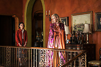 Connie Nielsen &amp; India Eisley<br /> I Am the Night (2019 - ) <br /> One Day She'll Darken - 102  <br /> *Filmstill - Editorial Use Only*<br /> CAP/RFS<br /> Image supplied by Capital Pictures
