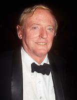 William F. Buckley, 1990, Photo By John Barrett/PHOTOlink