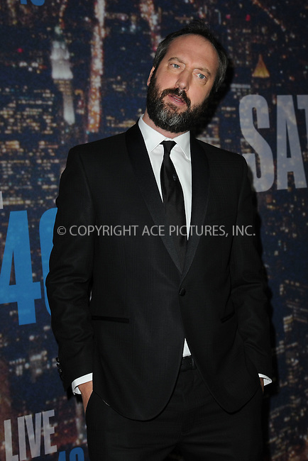 WWW.ACEPIXS.COM<br /> February 15, 2015 New York City<br /> <br /> Tom Green walking the red carpet at the SNL 40th Anniversary Special at 30 Rockefeller Plaza on February 15, 2015 in New York City.<br /> <br /> Please byline: Kristin Callahan/AcePictures<br /> <br /> ACEPIXS.COM<br /> <br /> Tel: (646) 769 0430<br /> e-mail: info@acepixs.com<br /> web: http://www.acepixs.com