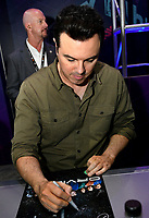 FOX FAN FAIR AT SAN DIEGO COMIC-CON© 2019: THE ORVILLE Executive Producer Seth MacFarlane during THE ORVILLE booth signing on Saturday, July 20 at the FOX FAN FAIR AT SAN DIEGO COMIC-CON© 2019. CR: Alan Hess/FOX © 2019 FOX MEDIA LLC