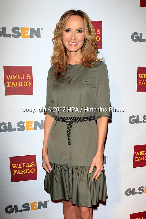 LOS ANGELES - OCT 5:  Chely Wright arrives at the 8th Annual GLSEN Respect Awards at Beverly Hills Hotel on October 5, 2012 in Beverly Hills, CA