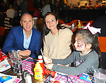 Judge Robert Rinder at the  Fight For Life held Christmas event hosted at Planet  Hollywood, London