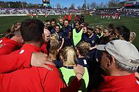 Cary, North Carolina  - Saturday March 23, 2019: North Carolina Courage vs Orlando Pride at Sahlen's Stadium at WakeMed Soccer Park.