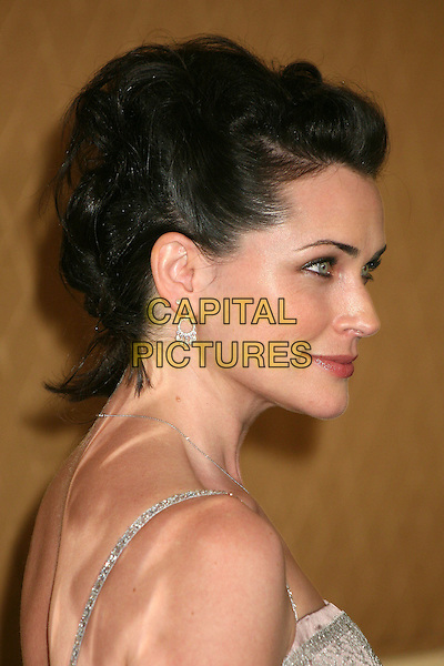 RENA SOFER.9th Annual Costume Designers Guild Awards Gala at the Regent Beverly Wilshire Hotel, Beverly Hills, California, USA,17 February 2007..portrait headshot profile.CAP/ADM/BP.©Byron Purvis/AdMedia/Capital Pictures.