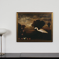 "Kroll: , Digital Print, Image Dims. 24"" x 30"", Framed Dims. 26.25"" x 32"""