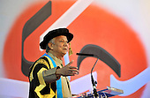 Muhammad Yunus becomes Chancellor of Glasgow Caledonian University - - picture by Donald MacLeod - 26.10.12 - 07702 319 738 - clanmacleod@btinternet.com - www.donald-macleod.com