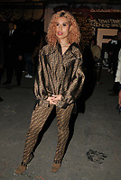 Raye ( Rachel Keen ) at the Fendi Reloaded capsule collection launch party, Lost Rivers, Leake Street, London, England, UK, on Thursday 12 April 2018.<br /> CAP/CAN<br /> &copy;CAN/Capital Pictures